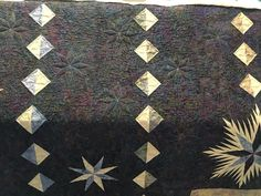 Ice Crystals, Quiltworx.com, Made by Jan Mathews, Quiltworx.com, Quilted by The Quilting Place