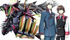Resultado de imagen para kakumeiki valvrave l-elf y haruto