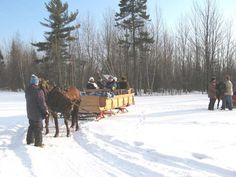 Cabane à Sucre - Every Saturday while they are open #Quebec