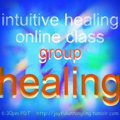 Wed. 9/5/2012 today at 6:30pm pdt    Detail workshop access information will be at Joyful Untanging blog page prior to the class.    Thank you for your participation, co-creation to make this free class available.  Tumblr