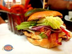 Eddie Papa's American Hangout The Santa Barbara Chicken Club brings the tastes of California together in one delicious