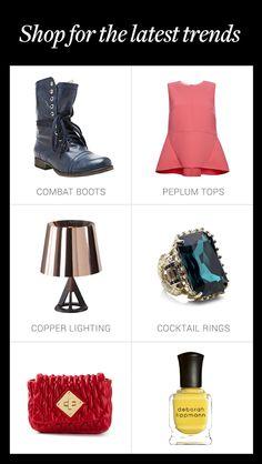 Polyvore: Fashion Trends Style: captura de pantalla