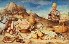 Giovanna Garzoni, The Old Man of Artimino, circa 1650 | Flickr – Condivisione di foto!
