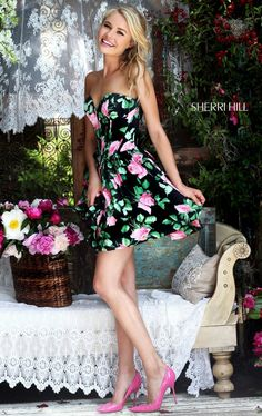 Sherri Hill 50146 by Sherri Hill