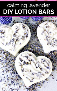 Lavender Love Homemade Lotion Bars Is lavender one of your favorite essential oil scents for DIY beauty recipes? Learn how to make easy Homemade Lotion Bars with coconut oil, dried lavender buds and other natural ingredients. Beauty Care, Diy Beauty, Beauty Hacks, Beauty Advice, Beauty Skin, Beauty Guide, Face Beauty, Beauty Trends, Beauty Ideas