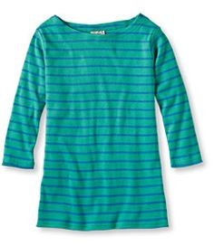 I love LLBean's clothes and this French sailor's shirt will be in my wardrobe soon!