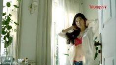 篠原涼子、トリンプ新CMで「極上の谷間」披露 2枚目の写真・画像 ...
