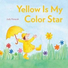 Letter Y = Yellow. Celebrates all the colors of the world, especially yellow.