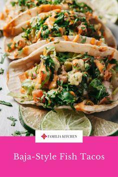 Vegaterian Recipes, Fish Recipes, Seafood Recipes, Mexican Food Recipes, Great Recipes, Dinner Recipes, Favorite Recipes, Healthy Recipes, Seafood Dinner