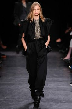 Isabel Marant Autumn /Winter 2014-15 RTW