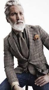 Résultats de recherche d'images pour «full length studio fashion for older men»