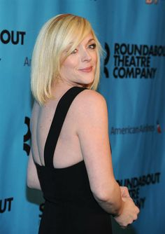 Jane Krakowski attends Roundabout Theatre Company's 2014 Spring Gala at Hammerstein Ballroom in New York on March 10, 2014. Check out other Celebs spotted at Hammerstein Ballroom! http://celebhotspots.com/hotspot/?hotspotid=5270&next=1