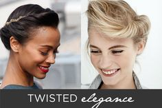 The best wedding hairstyles for brides with short hair - Wedding Party