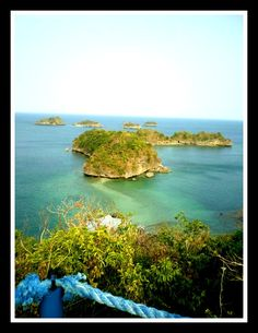 4 of the Hundred Islands
