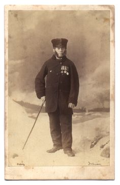 Soldiers of the Queen - Sikh War/Crimean War Veteran - Canada