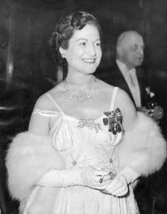 Anne Ferelith Fennella Bowes-Lyon. She was born on 4 December 1917 at Washington, D.C., daughter of John Herbert Bowes-Lyon and Fenella Hepburn-Stuart-Forbes-Trefusis. She married, firstly, Lt.-Col. Thomas William Arnold Anson, son of Thomas Edward Anson, 4th Earl of Lichfield and Evelyn Maud Keppel, on 28 April 1938. They were divorced in 1948. She married, secondly, Georg Valdemar Karl Axel zuSchleswig-Holstein-Sonderburg-Glücksburg, Prince of Denmark