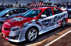 2012 Toyota Camry Daytona 500 Rate Vehicle - http://carusreview.com/2012-toyota-camry-daytona-500-pace-car/