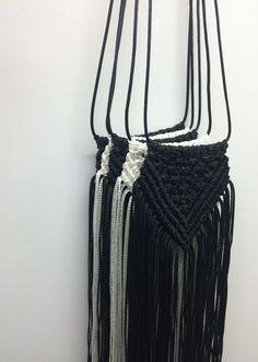 Eleanor Amoroso Small Macramé Necklaces