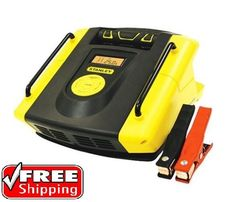 New Stanley 25-Amp High Frequency Portable Car Battery Charger | eBay Motors, Automotive Tools & Supplies, Battery Testers & Chargers | eBay!