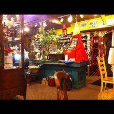 Great interior at Yellow Dog Eats
