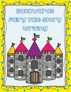 The End Story Writing Frame with Rubric