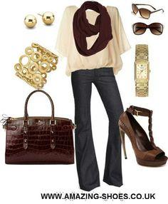 Like the pants & top