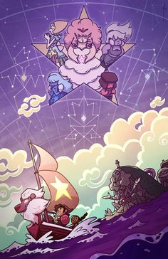 Steven Universe and Legend of Zelda crossover