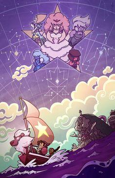 Steven Universe and Legend of Zelda crossover