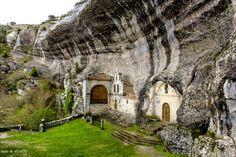 Ermita de San Bernabé - Ojo Guareña - Las Merindades - Burgos  #CastillayLeon #Spain
