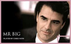 I love me some mr. Big