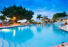 The calm before an evening of family-fun at #BeachesOchoRios. #Jamaica  http://www.beaches.com/main/bo/bo-home/