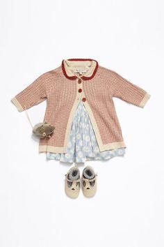 Beautiful baby outfit  www.piccolielfi.it
