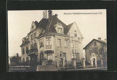 Thalkirchen, Villa Wolfratshauserstrasse 31/2, postcard ca. 1910