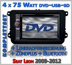 Mit diesen Set wird der ganze Autoradio Einbau ganz einfach. http://www.radio-adapter.eu/blog/produkt/seat-leon-autoradio-set-dvd-bluetooth-lenkradfernbedienung/ Das neue Seat Leon Autoradio Set DVD Bluetooth Lenkradfernbedienung hat alle modernen Funktionen, wie DVD, Bluetooth, USB, SD Card und T…