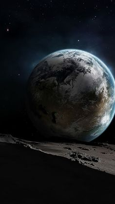 Space. The Final Frontier – Wonders Of The Universe | View From The Moon