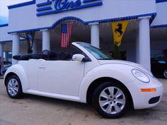 2009 Volkswagen New Beetle L convertible http://www.iseecars.com/used-cars/used-volkswagen-new-beetle-for-sale