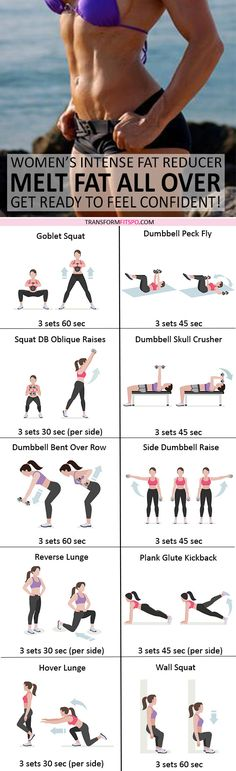 #womensworkout #workout #femalefitness Repin and share if this workout ! Click the pin for the full workout. Melt those fat instantly!