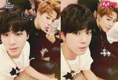 Jin + Jimin