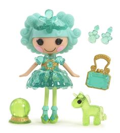 Mini Lalaloopsy - Clarity Glitter Gazer