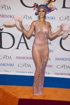 Rihanna | All The Looks From The CFDA Awards