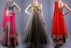 Flat 50% off on all type of #Lehangas Blouses and #dresses by #Shades