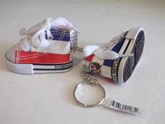 - You will get 1 piece - Dominican Republic Flag Keychain - keychains - Great way to show your pride