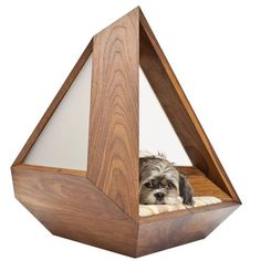 A modern doghouse for the ULTRA pampered dog ($2900)