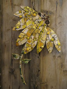 Made to Order Giant Sunflower, Mosaic Art