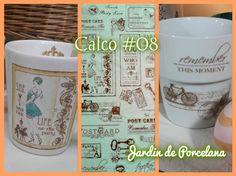 Calcos para Ceramica - Porcelana y Vidrio Pedidos jardindeporcelana@gmail.com ENVIOS A TODO EL PAIS