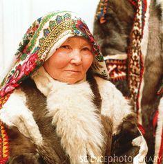 Khanty Woman, Siberia