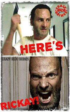 Omigod... This is too funny. I'm literally dying of laughter.... Can't... Breathe... The Walking Dead funny meme