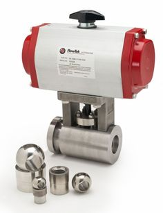 The Severe-Tek™ model M4 is a high performance metal-seated ball valve for use in harsh applications with temperatures of up to 1100 degrees F and pressures of 1700, 3100, 4500, and limited class. The seat and ball are composed of the same materials and seal-lapped together to provide a uniform thermal expansion while ensuring optimal seal. The M4 series is specifically designed for the rigorous demands of power generation applications. http://www.dacriswell.com/