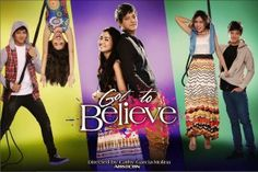 """Got to Believe,"""" an upcoming romantic-comedy series starring Kathryn Bernardo and Daniel Padilla,will have a youth organization that aims to make a difference. Comedy Series, Tv Series, Cathy Garcia Molina, Free Facebook Likes, Television Online, Daniel Padilla, Kathryn Bernardo, Tv Shows Online, Believe In Magic"""