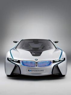 Vision Efficient Dynamics Concept  Présentée officiellement lors du Salon de Francfort, BMW vient de dévoiler la Vision Efficient Dynamics Concept, un concept-car hybride diesel-électrique.